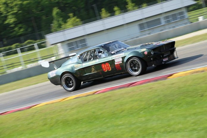 Lightweight Missile Nasa Great Lakes Racer David Miller S 1967 Mustang Is One Of The Lightest Muscle Cars You Ll Ever See And It S Also Likely One Of The Fastest Nasa Speed