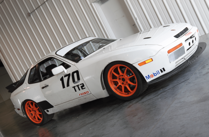 Sight And Sound Todd Wayman S Porsche 944 Turbo Makes All The Right Noises And They Re Just Not What You Expect Nasa Speed News Magazine