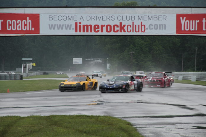 Racing in the Wet Is Not as Scary as You Think, and It's a Great Way