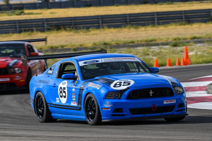 Ford Performance Racing School >> Ford Performance Racing School Returns To The 2017 Nasa 25
