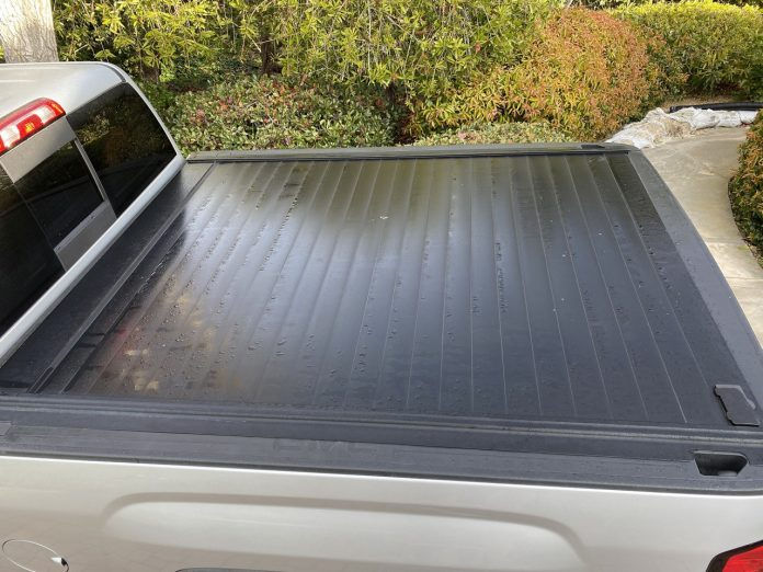 Under Lock And Key Installing A Pickup Bed Tonneau Cover Nasa Speed News Magazine